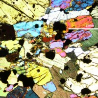 PH-19 Thin Section in XPL.