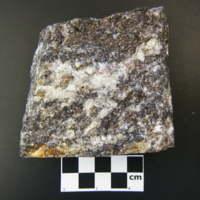 Sillimanite-garnet-biotite-quartz-plagioclase gneiss